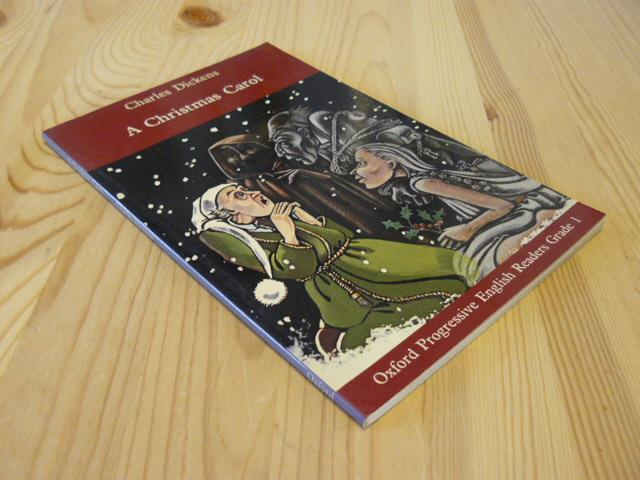 Dickens, Charles - A Christmas carol [Oxford Progressive English Readers 1]