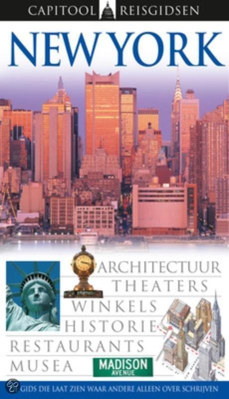 Berman;Jaap Deinema - Capitool reisgids New York