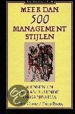 F. Erens;P. Camp - Meer dan 500 managementstijlen