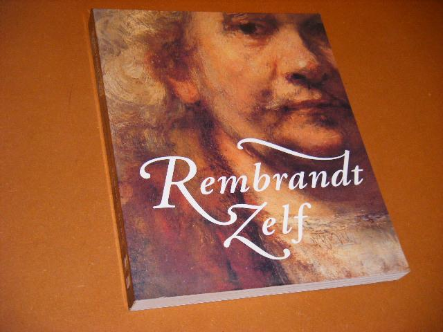 White, Christopher; Quentin Buvelot (red.) - Rembrandt zelf.