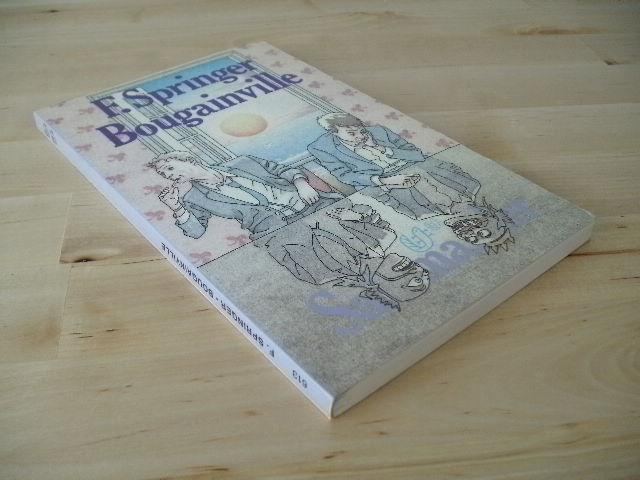 Springer, F. - Bougainville, een gedenkschrift