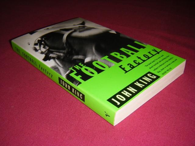 JOHN KING - The Football Factory
