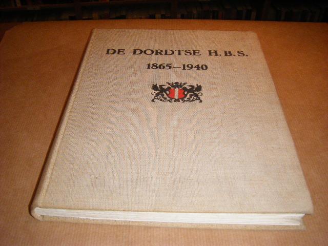 Red. - De Dordtse H.B.S. 1865-1940.