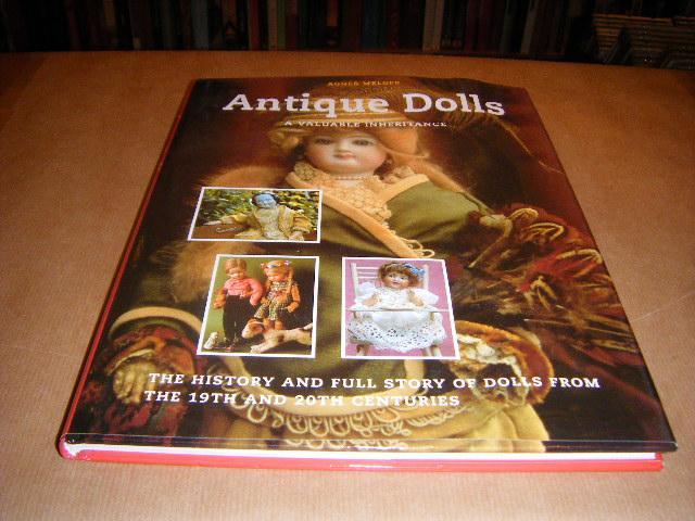 Melger, Agnes - Antique Dolls. A valuable Inheritance.