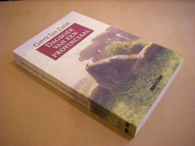Zwier, Gerrit Jan - Dagboek van een provinciaal 1991-1995