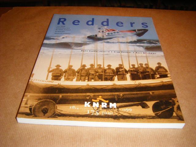 VanderMissen, Hans - Redders ! 175 jaar Koninklijke Nederlandse Redding Maatschappij.