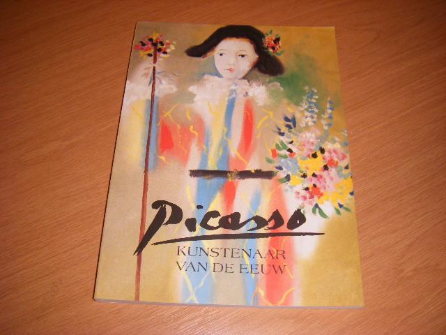 Hyman, James; Pijbes, Wim (bewerking NL) - Picasso: kunstenaar van de eeuw.