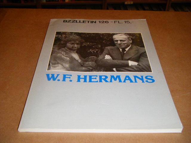 Red.; Cartens, Daan; Diepstraten, Johan; Muysson, Phil - BZZLLETIN, 13e Jaargang, Nummer 126, Mei 1985. W.F. Hermans
