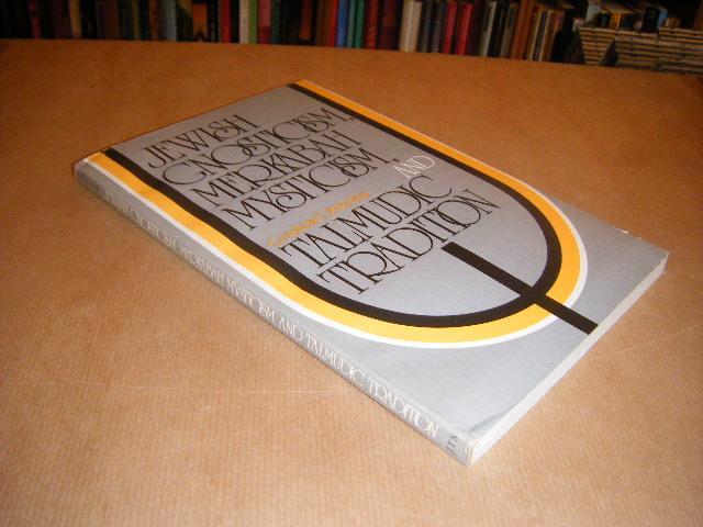 Scholem, Gershom G. - Jewish Gnosticism, Merkabah Mysticism, and Talmudic Tradition.