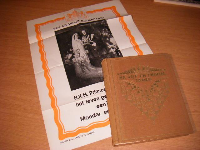 Redactie - Gedenkboek. Ter gelegenheid van het zilveren regeerings-jubileum van H.M. Koningin Wilhelmina der Nederlanden