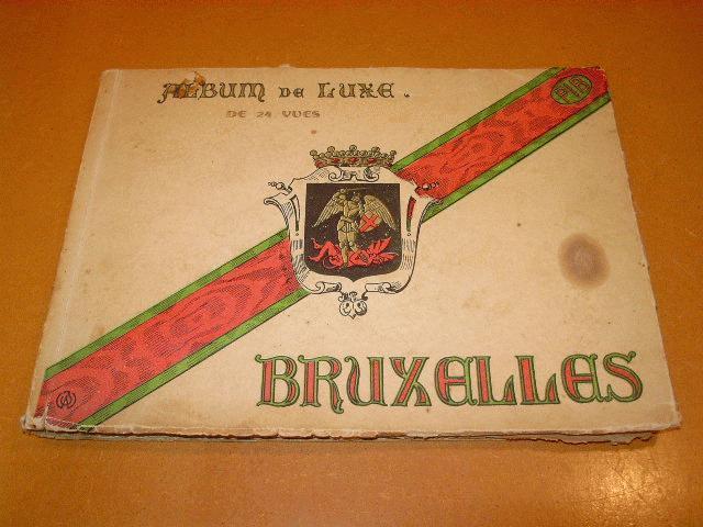 N/A - Album De Luxe - De 24 Vues - Bruxelles