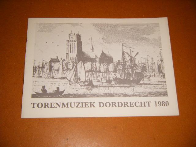 Red. - Torenmuziek Dordrecht 1980