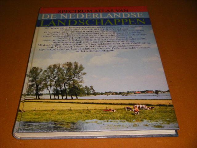 MORZER BRUIJNS, PROF. DR. M.F.; R.J. BENTHEM. - Spectrum Atlas van de Nederlandse Landschappen.