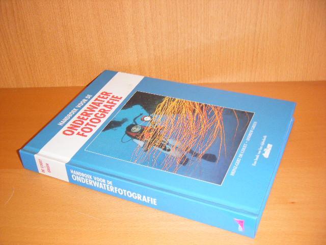 Heinz-Gert Couet en Andrew Green - Handboek voor de onderwater fotografie