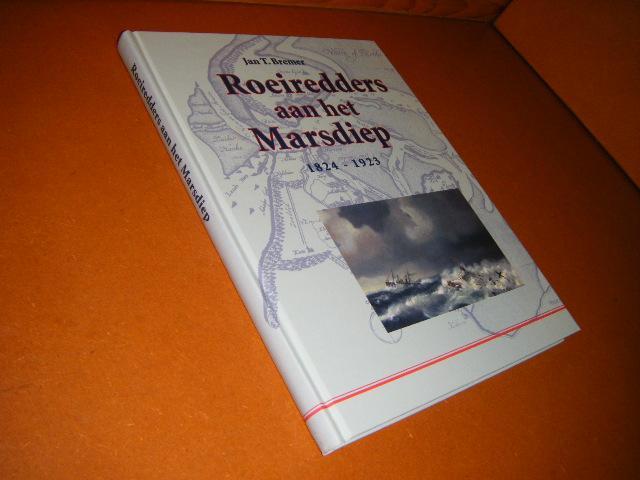 Bremer, Jan T. - Roeiredders aan het Marsdiep 1824-1923.