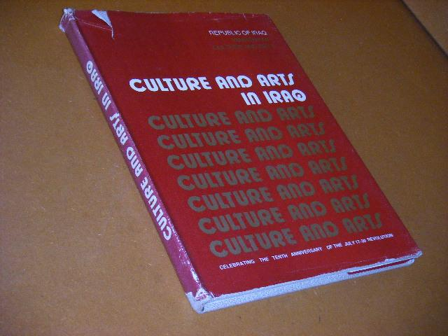 Ed. - Culture and Arts in Iraq.