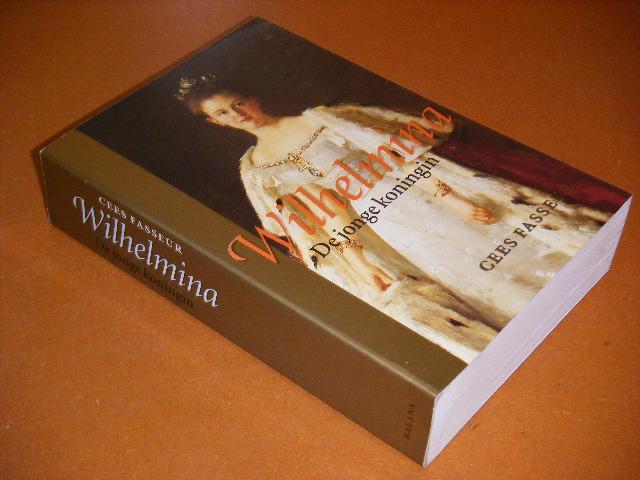 Fasseur, Cees. - Wilhelmina, de jonge Koningin.