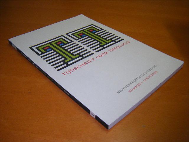 redactie - 2009 - nummer 1: Tijdschrift voor theologie. Negenenveertigste jaargang, Lente.