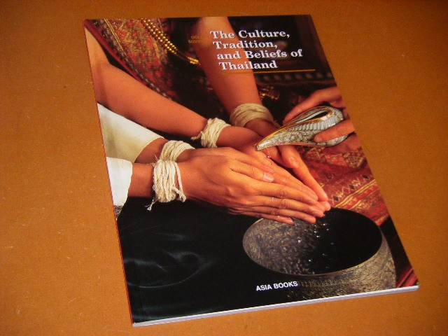 Herve Blandin - A Golden Souvenir of the Culture, Tradition, and Beliefs of Thailand