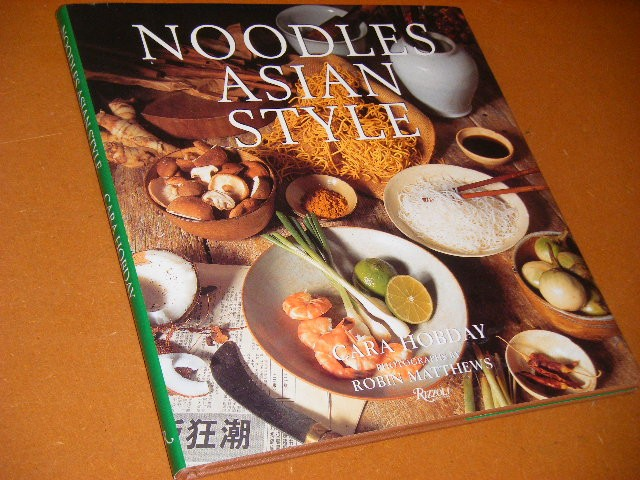 Cara Hobday - Noodles Asian Style
