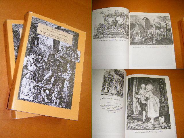 Krul, Ruth - BEELDEN VAN HET HISTORISCH LEVEN - 2 delen uit haar proefschrift: DEEL II: Het genretafereel na 1830; adellijk leven in het oude Polen; taferelen in het Rococo; antiek genre / tijdtafel, etc. DEEL III: afbeeldingen, (english) summary, etc., HET HELE