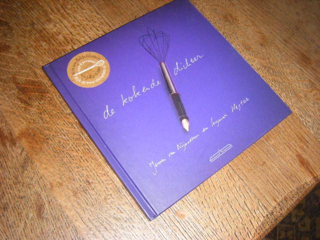 Nijnatten, Jeroen van en Ingmar Heytze - De kok en de dichter, met illustraties van Ramon Verberne