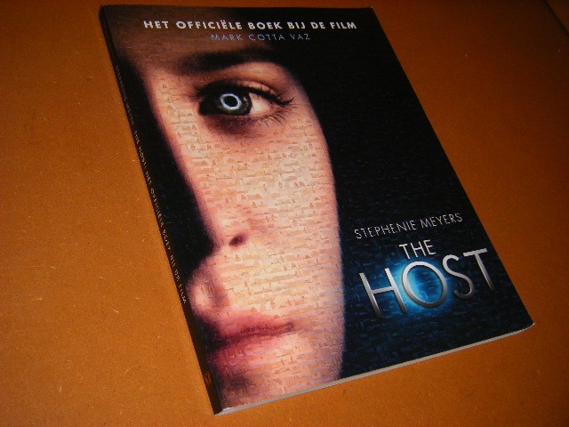 Meyers, Stephenie. - The Host. Het officiele Boek bij de Film.