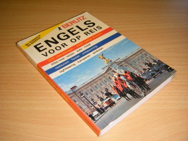 Berlitz - Engels voor op reis, met uitspraak in een oogopslag