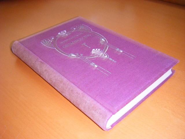 - Internationaal gedenkboek, Herinneringsalbum voor dames