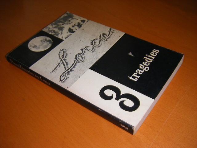 Federico Garcia Lorca - Three tragedies, Blood Wedding - Yerma - Bernarda Alba