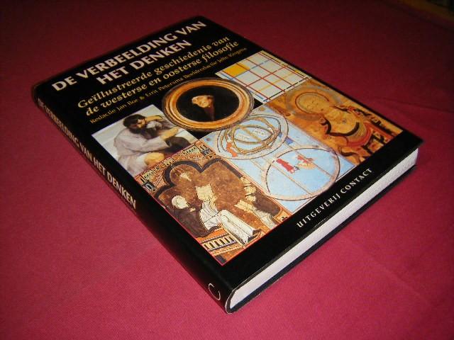Jan Bor; Errit Petersma; Jelle Kingma (red.) - De verbeelding van het denken. Geillustreerde geschiedenis van de westerse en oosterse filosofie