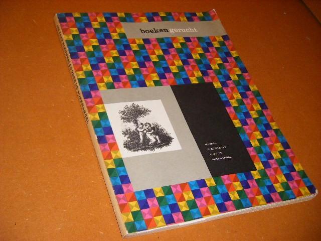 Wink, Th.; Paul Brand Jr.; Dr. H. Furstner; Chr. Leeflang; E. Lefebvre. (red.) - Boekengerucht. 125 Jaar Nieuwsblad voor de Boekhandel.
