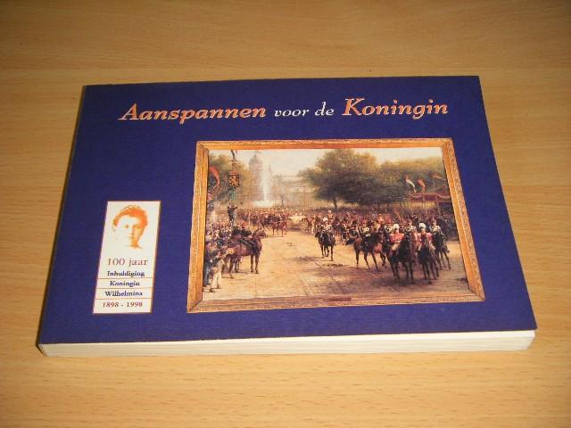 Frits van Solt, Nicolaas Conijn en Kees de Koning - Aanspannen voor de Koningin
