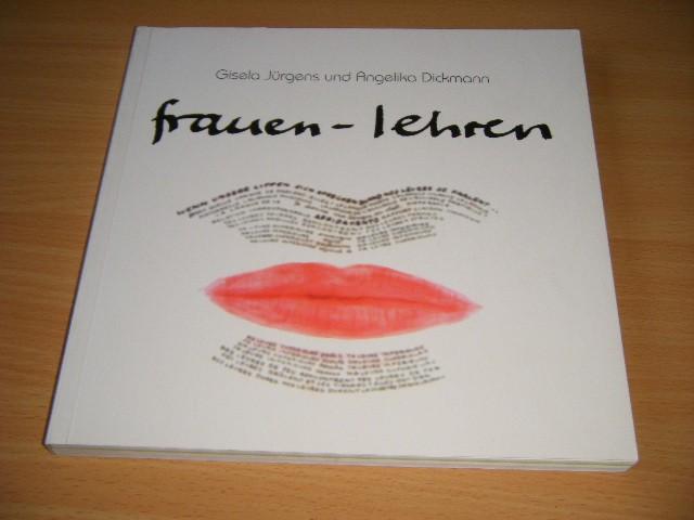 Gisela Jurgens en Angelika Dickmann - Frauen-Lehren