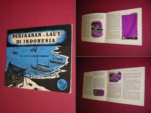J.D.F. Hardenberg - Perikanan laut di Indonesia