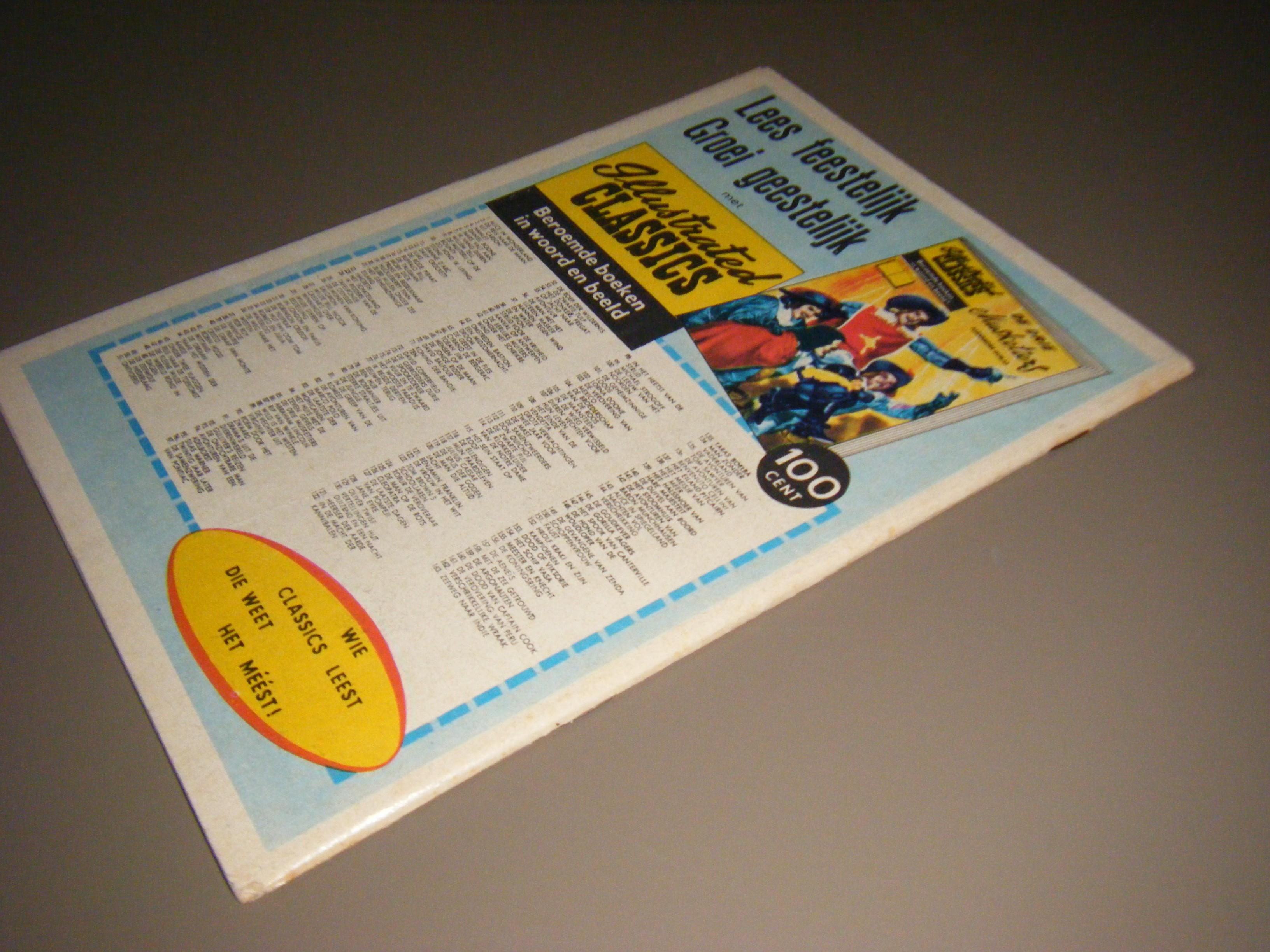 - DE ZEVEN VEROORDEELDEN. Illustrated CLASSICS. Beroemde boeken in woord en beeld. No. 191. (printed in Poland.)