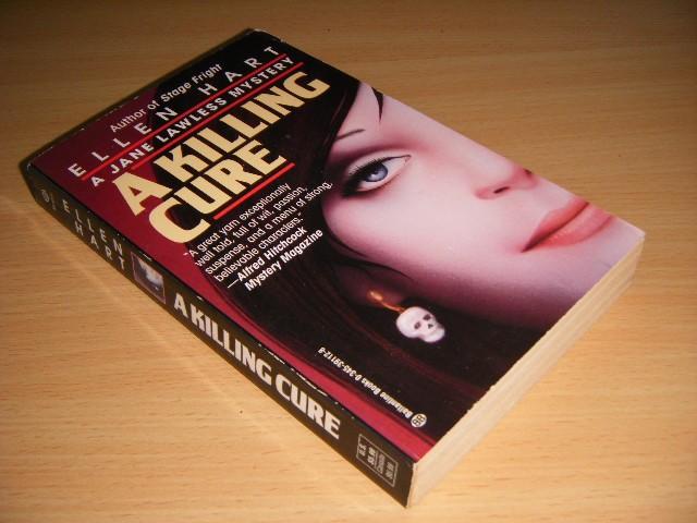 Ellen Hart - A Killing Cure
