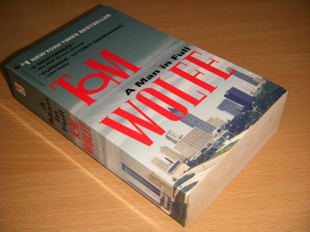 Tom Wolfe - A Man in Full
