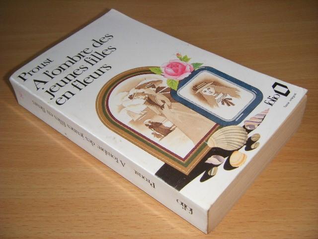 Marcel Proust - A l'ombre des jeunes filles en fleurs -A la recherche du temps perdu II