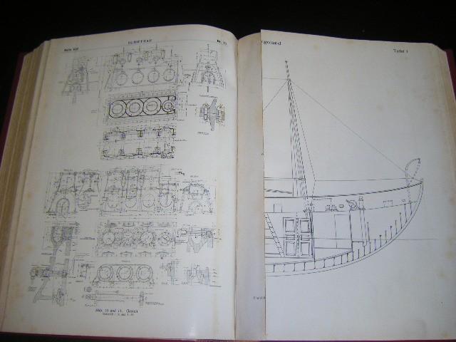 Oswald Flamm - Schiffbau. Zeitschrift fur die gesamte Industrie auf schiffbautechnischen und verwandten Gebieten 1911-1912 [11. Oktober 1911-25. September 1912]