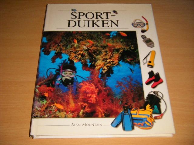 ALAN MOUNTAIN - Sportduiken