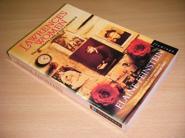 Elaine Feinstein - Lawrence's Women The Intimate Life of D.H. Lawrence