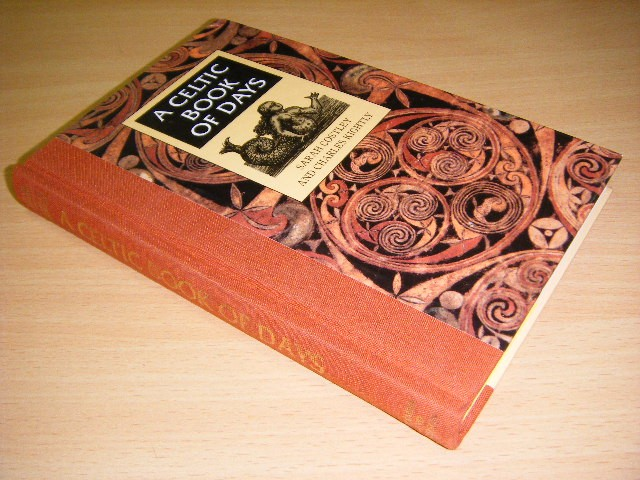 Sarah Costley; Charles Kightly - A Celtic Book of Days