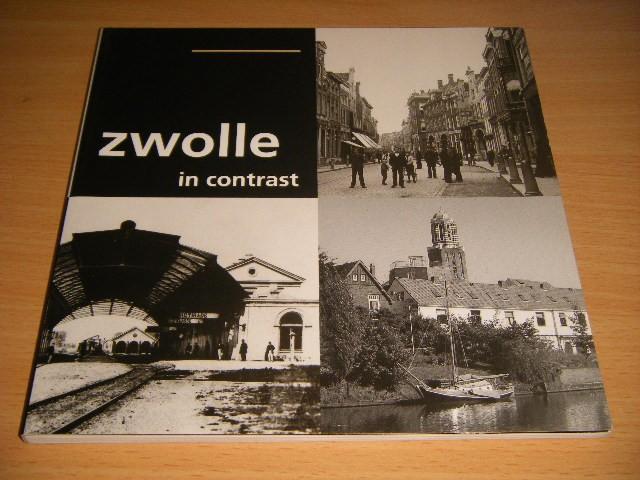 Renze Zijlstra, Fried van Gool, Leen M. van Rij (red.) - Zwolle in contrast