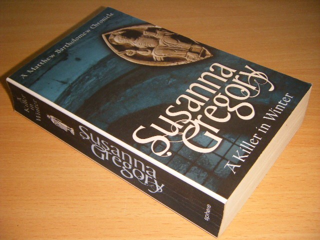 Susanna Gregory - A Killer in Winter