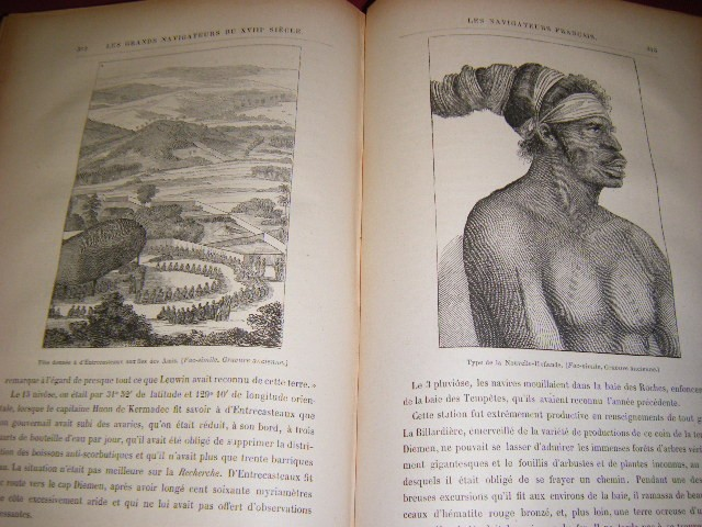 Jules Verne - Les Grands Navigateurs du XVIIIe Siecle [Histoire Generale des Grands Voyages et des Grands Voyageurs]