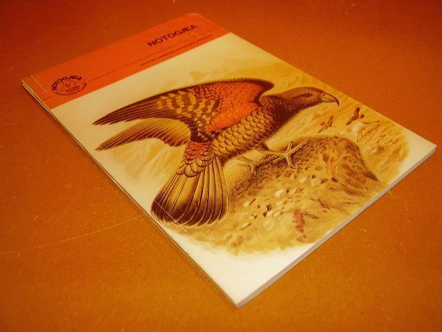 Boer, Dr. L.E.M. de & Wissen, B. van - Notogaea - Een zoogeografisch overzicht van Australie, Nieuw-Guinea en Nieuw-Zeeland